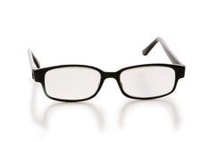 Optical glasses isolated Stock Photo