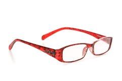 Optical glasses isolated Stock Image