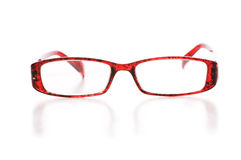Optical glasses isolated Royalty Free Stock Images