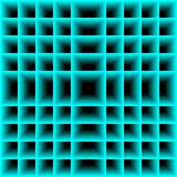 Optical illusion. Vector geometric pattern Royalty Free Stock Photography