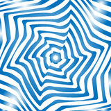 optical illusion art background. Optical illusion.blue and white desktop wallpaper. graphic design . Vector repeating texture with Royalty Free Stock Photo