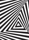 Geometric vector pattern Stock Photo