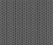 Optical illusion background. Strange repetitive pattern that creates an optical illusion vector illustration