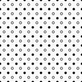 Optical illusion background Royalty Free Stock Photo