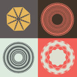 Optical illusion   collection Royalty Free Stock Photos