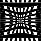 Optical illusion for hypnotherapy Royalty Free Stock Photos