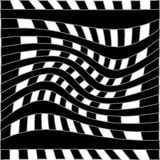 Optical illusion for hypnotherapy Royalty Free Stock Images