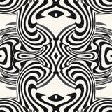 Optical illusion illustration Royalty Free Stock Photo