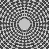 Optical illusion Stock Photography