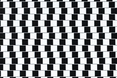 Optical Illusion Lines Royalty Free Stock Photography
