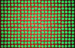 The optical illusion Royalty Free Stock Photos