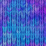 Optical illusion: Multicolor abstract seamless pattern. Texture Royalty Free Stock Photo