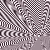 Optical illusion Royalty Free Stock Photo