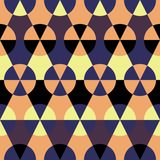 Optical illusion pattern 6 Royalty Free Stock Photo
