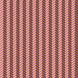 Optical illusion stripe seamless vector pattern Royalty Free Stock Images