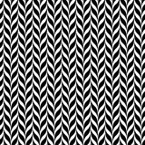 Optical illusion transformation. Black and white abstract spiral vector background. Seamless geometric pattern with stripes vector illustration