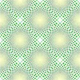 Optical illusion (Vector) royalty free stock image