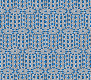 Optical Illusion, Vector Seamless Pattern. Stock Photo