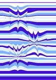 Optical illusions Royalty Free Stock Photos