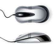 Optical mouse Royalty Free Stock Photography