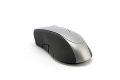 Optical mouse Royalty Free Stock Photos