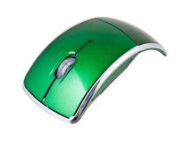 Optical mouse for pc Stock Photo