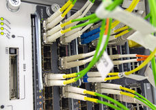 Optical network node Royalty Free Stock Images