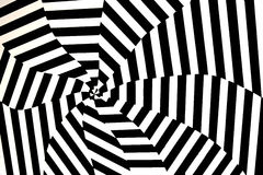 Op art background Stock Images