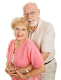 Optical Series - Happy Seniors Royalty Free Stock Image