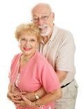 Optical Series - Happy Seniors royalty free stock image