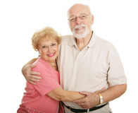 Optical Series - Seniors Royalty Free Stock Photos