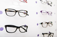 Optical store Royalty Free Stock Photo