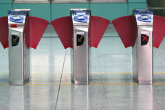 Optical Turnstile Stock Photos