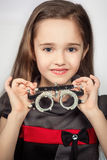 optician Fotografia de Stock Royalty Free