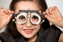 optician lizenzfreies stockbild