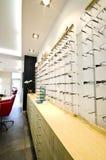 Optician Shop Royalty Free Stock Image