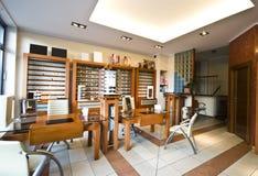 Optician shop Stock Image