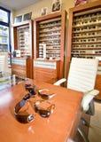 Optician shop Royalty Free Stock Photo