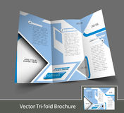 Optician Sunglasses Store Brochure Royalty Free Stock Photos