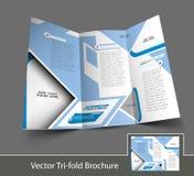 Optician Sunglasses Store Brochure vector illustration