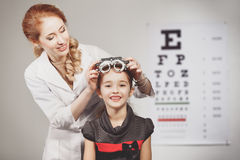 Optician Stock Photos
