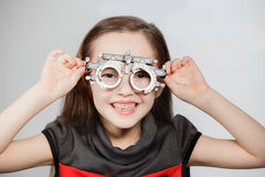 Optician Royalty Free Stock Image