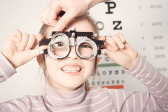 Optician Royalty Free Stock Photos