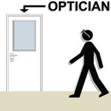Opticians Stock Images