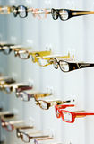 Opticians Shop Stock Photography