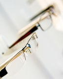 Opticians Shop display Royalty Free Stock Photography