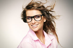 Optics fashion Royalty Free Stock Images