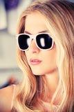 Optics glasses Royalty Free Stock Photography