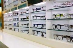 Optiker arkivbild