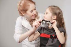 Optiker Lizenzfreie Stockfotos